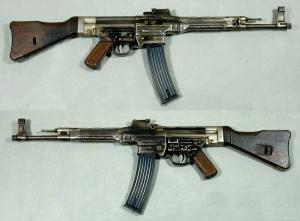 MP44_-_Tyskland_-_8x33mm_Kurz_-_Armémuseum