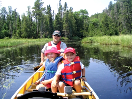 canoeing_with_kids_gunflint